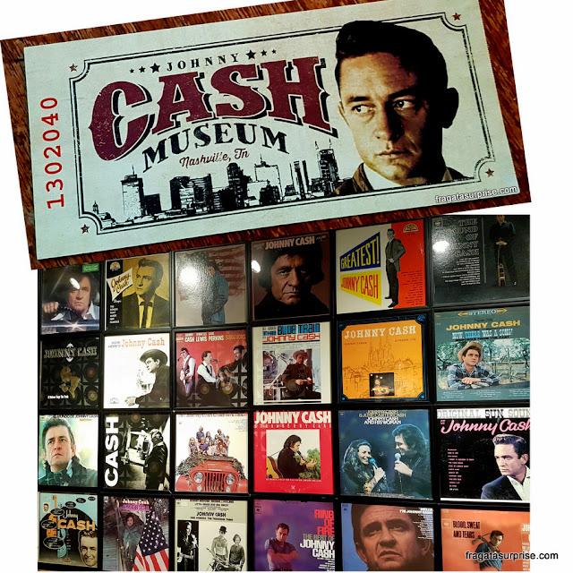 Museu Johnny Cash, Nashville