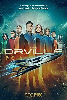 Sinopsis pemain genre The Orville (2017)