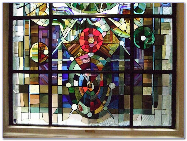Stained GLASS Stickers For WINDOWS home depot UK Australia