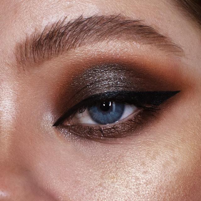 Feline Instinct Palette Sephora Collection review eye makeup Minimualist