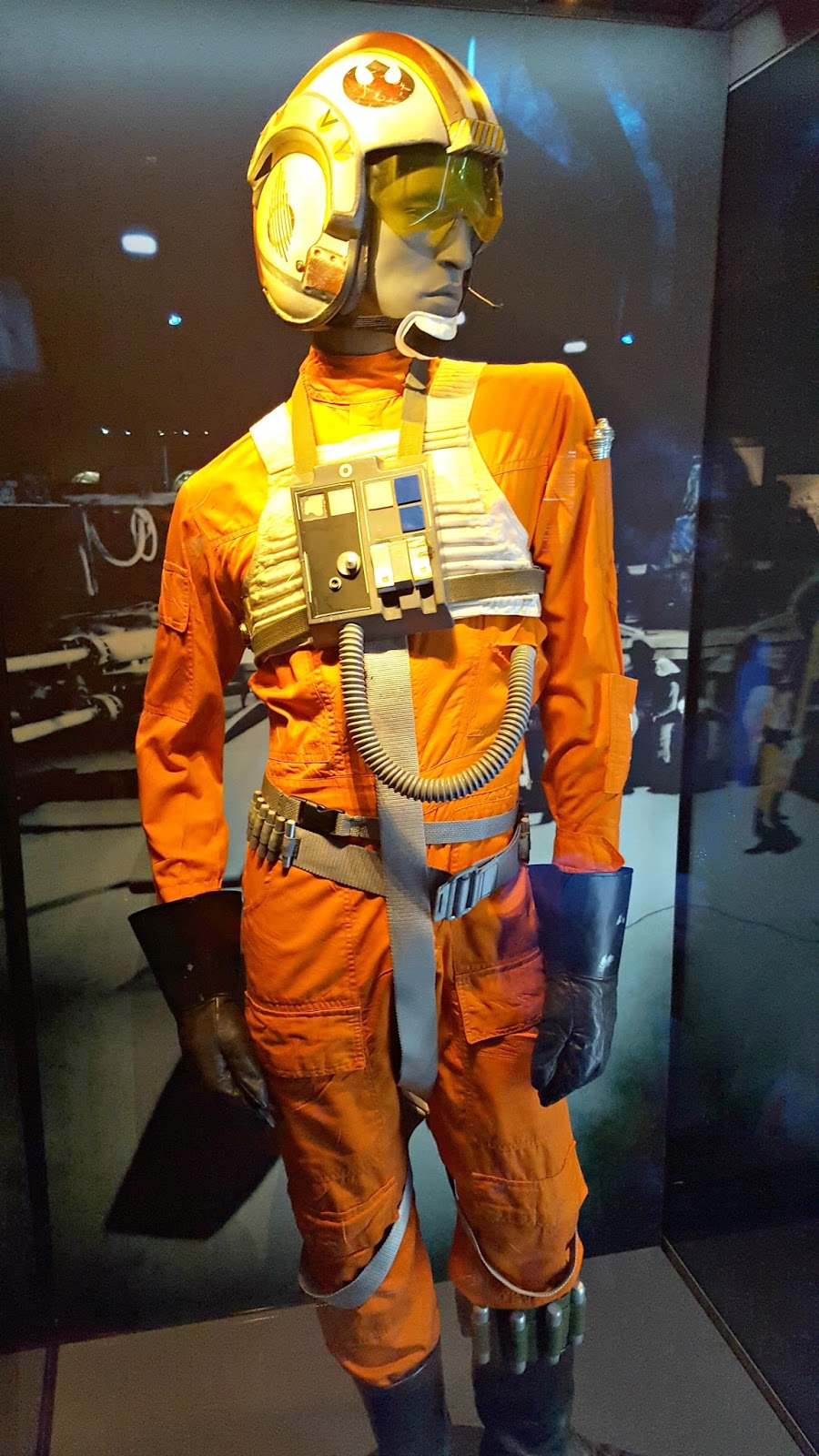 Luke Skywalker - X-Wing Pilot Outfit