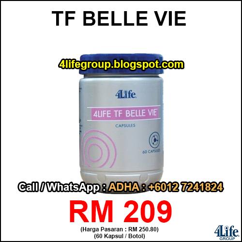 foto 4Life Transfer Factor Belle Vie
