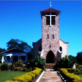 Igreja Evangélica Sião, em Westfália