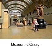 paryż, francja, muzea, d'orsay, malarstwo, francuskie