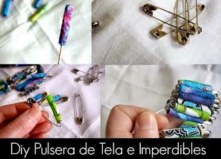 imperdibles, manualidades, tutoriales, diys