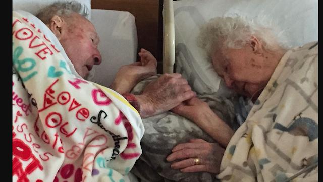 كانت الصدمة قوية وغير متوقعة بعد 80 سنة من الزواج كشفت له السر أخيرا و هي على فراش الموت لن تصدق ماذا وقع له بعد ذلك