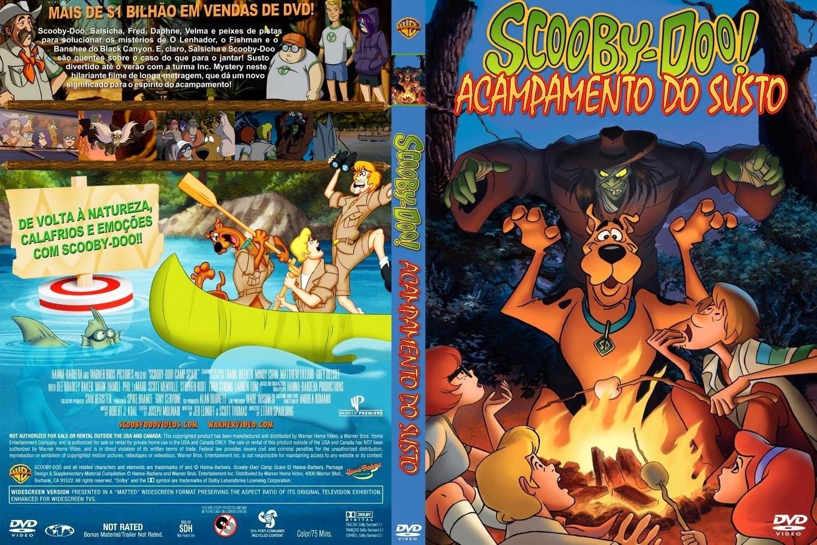 Scooby-Doo Acampamento do Susto