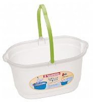 balde para limpeza de chão