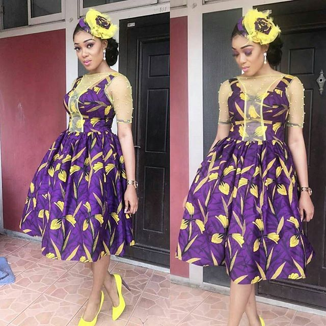 Latest Ankara Gown Styles 2017 - DeZango Fashion Zone
