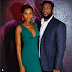 Agbani Darego and husband welcome baby boy