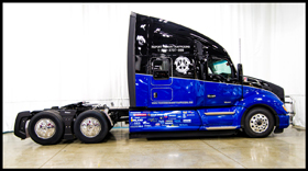 Truckers Against Trafficking Everyday Heros Kenworth T680