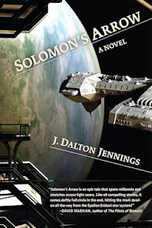 Interview with J. Dalton Jennings, author of Solomon's Arrow - July 7, 2015