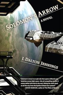 Interview with J. Dalton Jennings, author of Solomon's Arrow - July 7, 2015