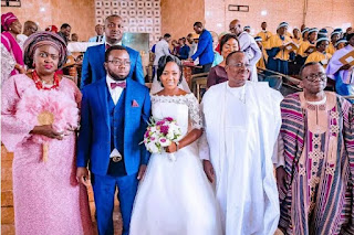 Health Minister Hosts Osinbajo, Govs At Son's Wedding