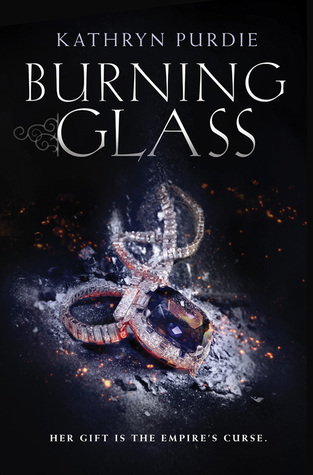 Burning Glass Kathryn Purdie