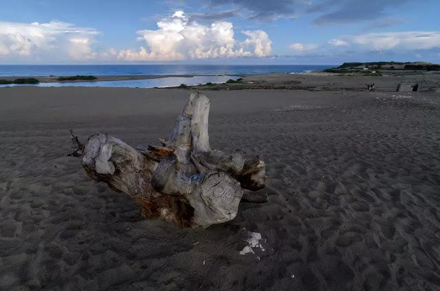 Coastal Culili Paoay Ilocos Norte Philippines