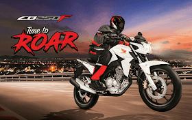 Atlas Honda CB250F