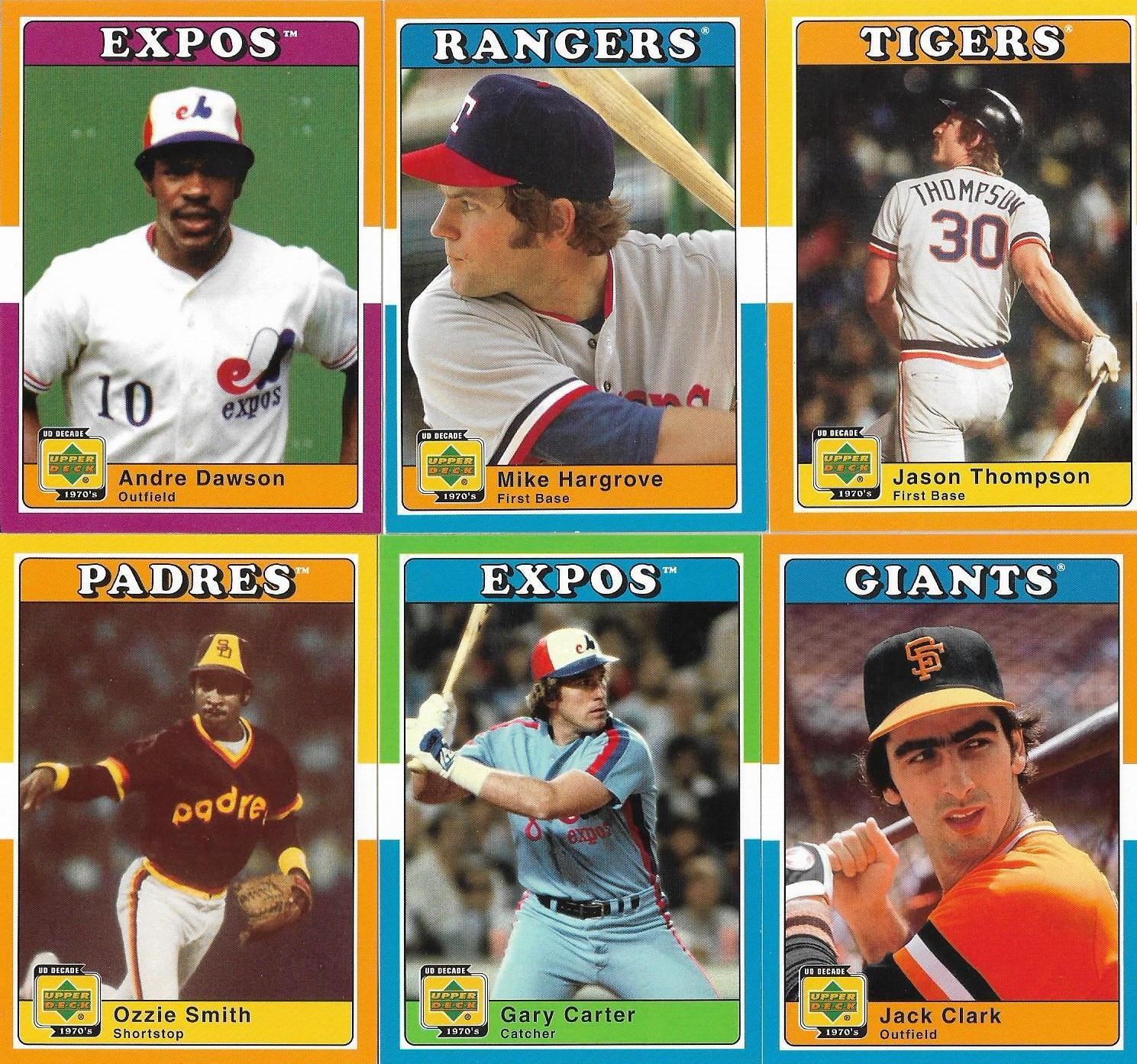 Night Owl Cards: How Upper Deck Did The '70s
