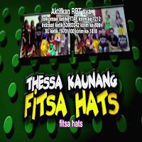 Lirik Lagu Thessa Kaunang Fitsa Hats