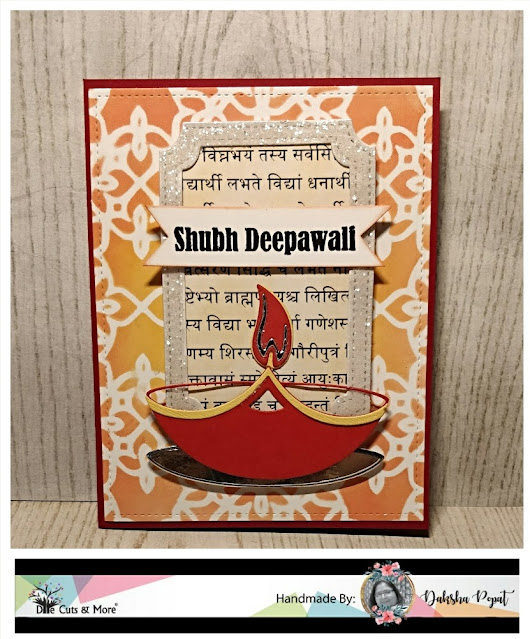 Diwali cards with DCAM