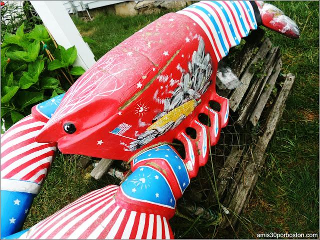 Lobster Shacks en Massachusetts: Langosta del Woodman's of Essex