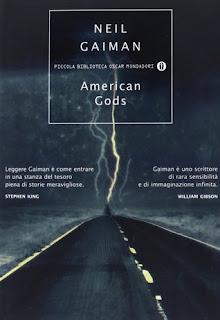 copertina American Gods di Neil Gaiman