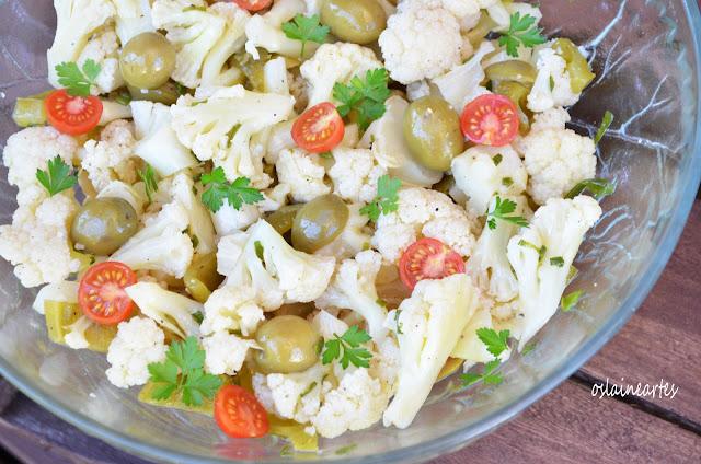 Salada de Couve-Flor