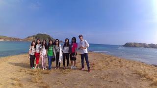 Bukit di Tanjung Aan
