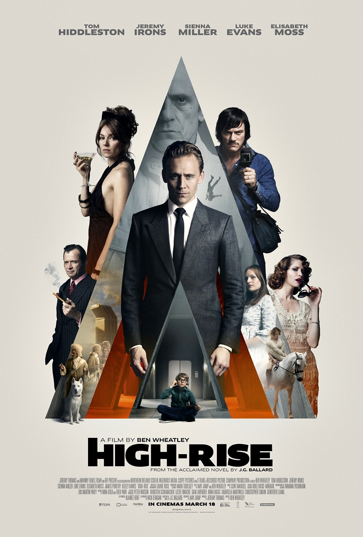 Póster: High-Rise