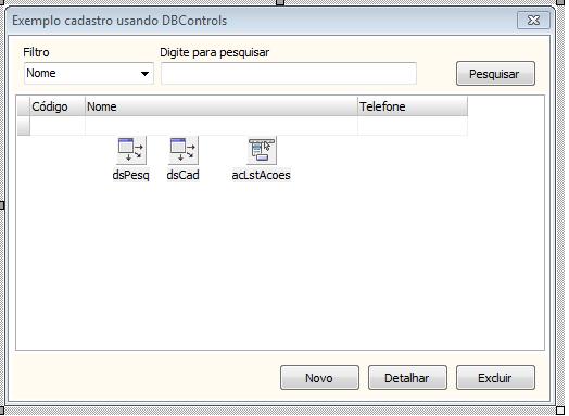 delphi cadastro dataware
