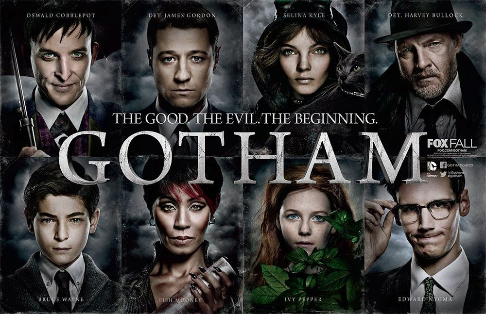 cast of gotham