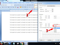Cara Mengatur Jarak Antar Baris Pada Microsoft Word Dengan Mudah dan Cepat