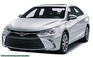 2016 Toyota Camry XLE V6 Price Test Drive
