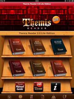 Aplikasi Mobile Themis Reader