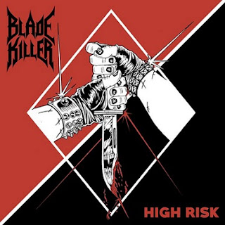 "Το τραγούδι των Blade Killer ""Midnight Sinner"" από το album ""High Risk"""