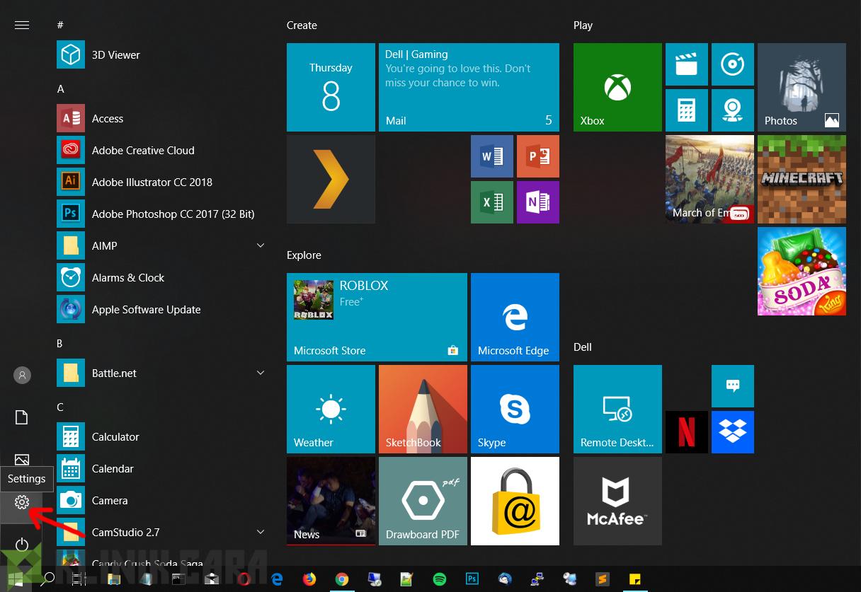 Cara Mengembalikan Icon Bluetooth Yang Hilang di Windows 10