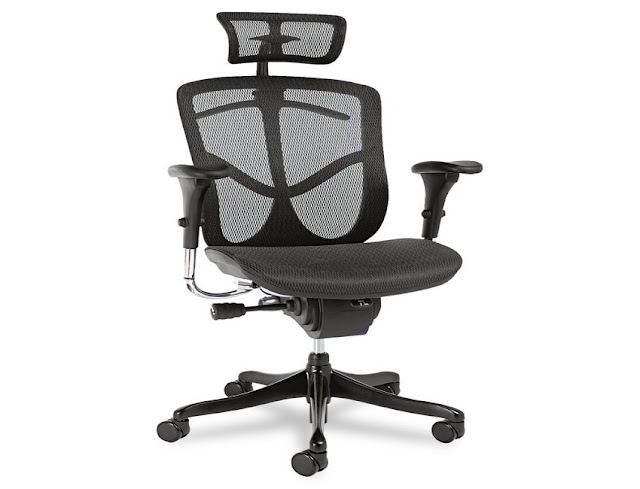 best buy ergonomic office chairs Abu Dhabi for sale online