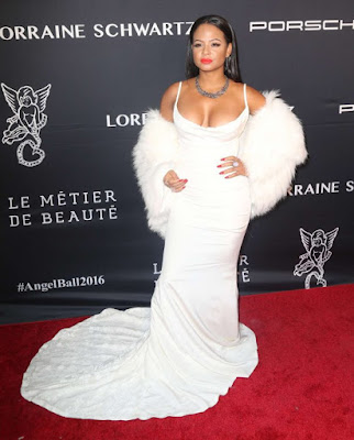 Christina Milian – Gabrielle's Angel Ball 2016 in New York