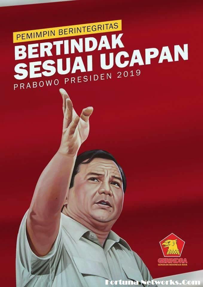 #2019 Prabowo Subianto Presiden NKRI. Memiliki Moral dan Etika Yang Sangat Luhur