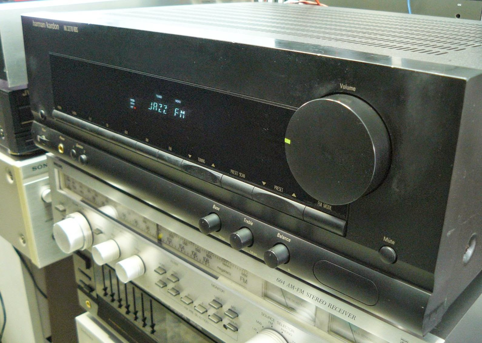 Harman Kardon Avr 500 rds Manual