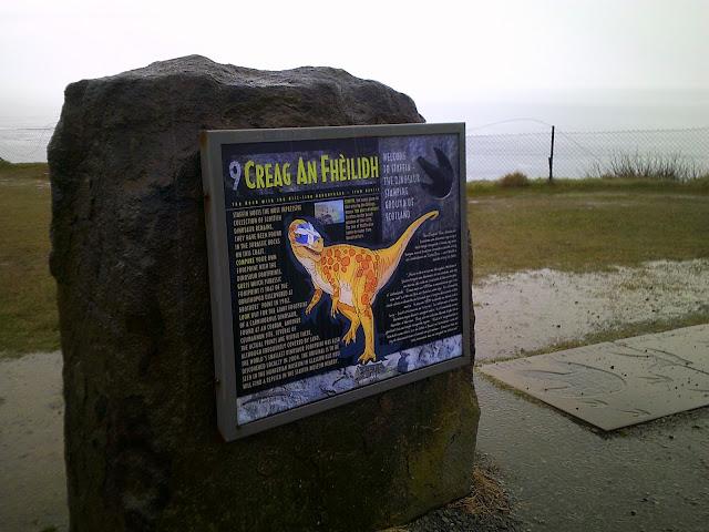 Isle of Skye Dinosaurs