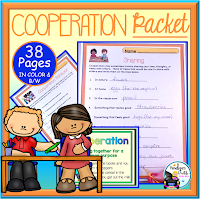 Cooperation Character Education