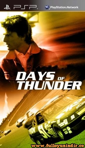 Days of Thunder PSP