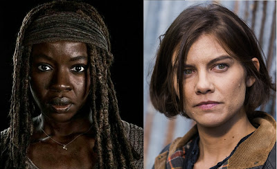 Walking Dead, new leaders, Michonne & Maggie