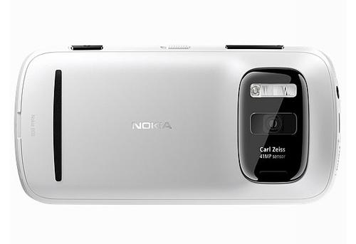 Foto dylematy i Nokia 808 Pure View - recenzja telefonu