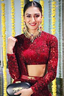 Actress Erica Fernandes Beautiful Stills Gallery