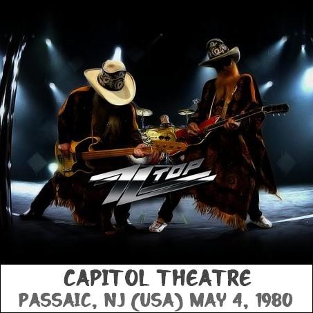 Reliquary zz top capitol theatre passaic nj fm - Zz top la grange drum cover ...