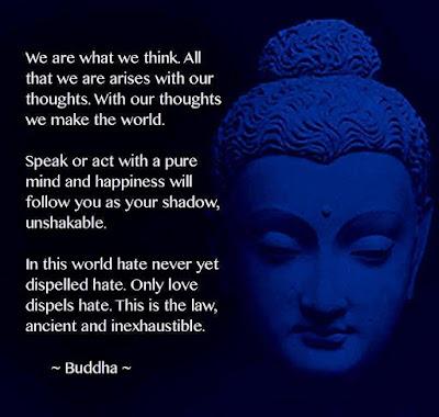 Famous Buddha Quotes Karma