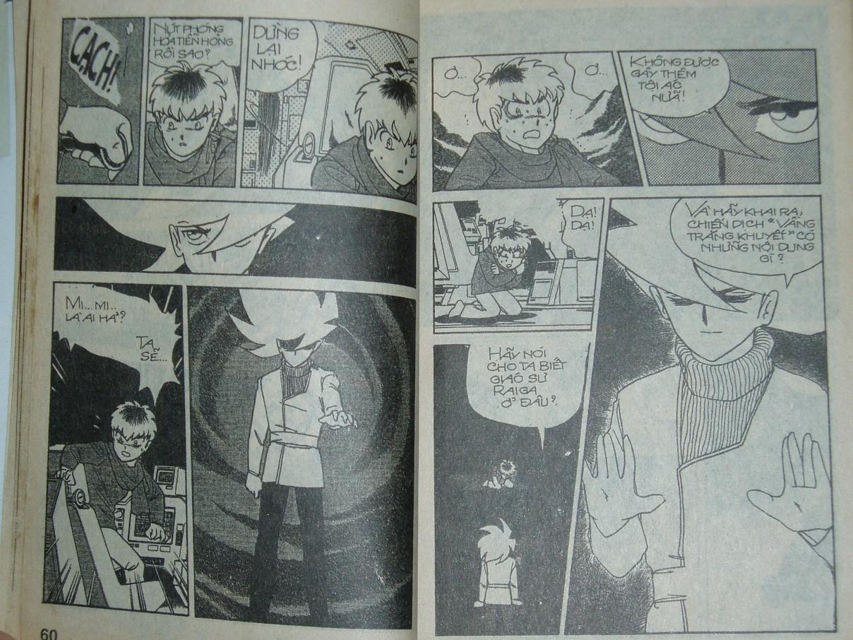 Siêu nhân Locke vol 10 trang 18