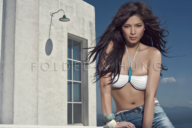 Folded & Hung Had Just Posted Angel Locsin's Hottest Throwback Photo! Check This Out!